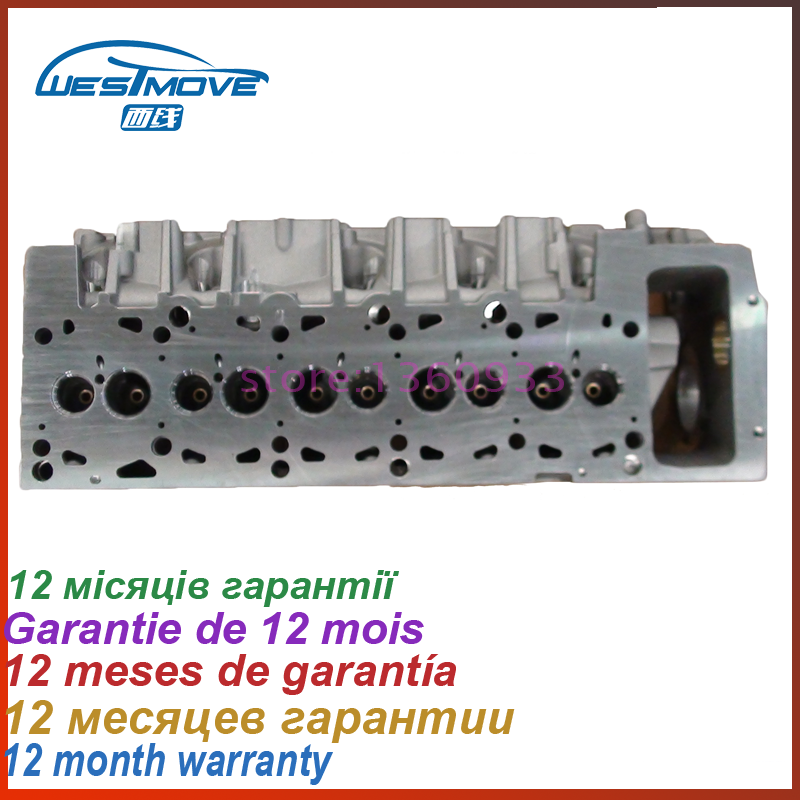 cylinder head for VW Crafter Transporter Touareg Multivan Van 2461CC 2.5 TDI 10V 2003- ENGINE : AXD AXE BLJ BNZ BPC BAC BPE BPD цена