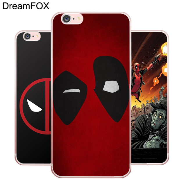 custodia iphone x deadpool