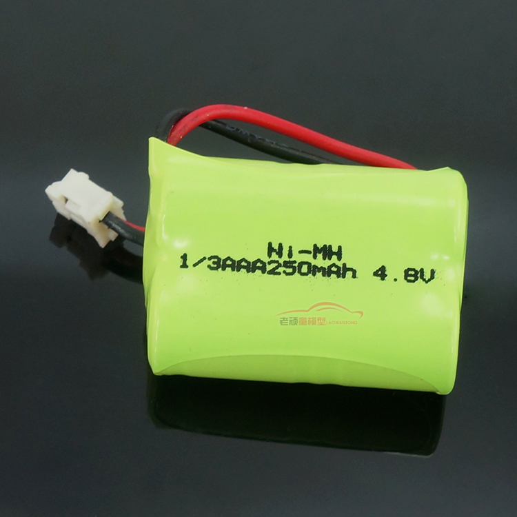 HSP 4.8V 200mAh Remote Control Toy Electric Ni-MH Battery Security Facilities For RC Car Limitless 1/24 Climber 94480 Special