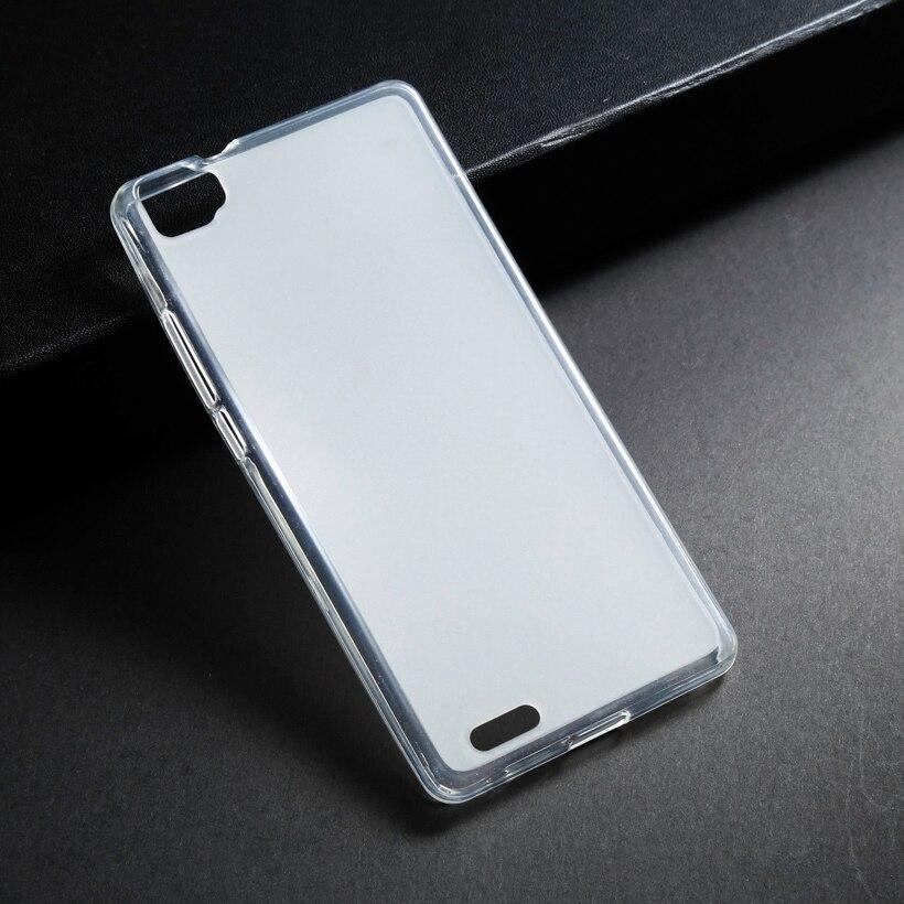 Cubierta del teléfono case para cubot x16 x17 x17s z100 p12 suave de tpu casos d