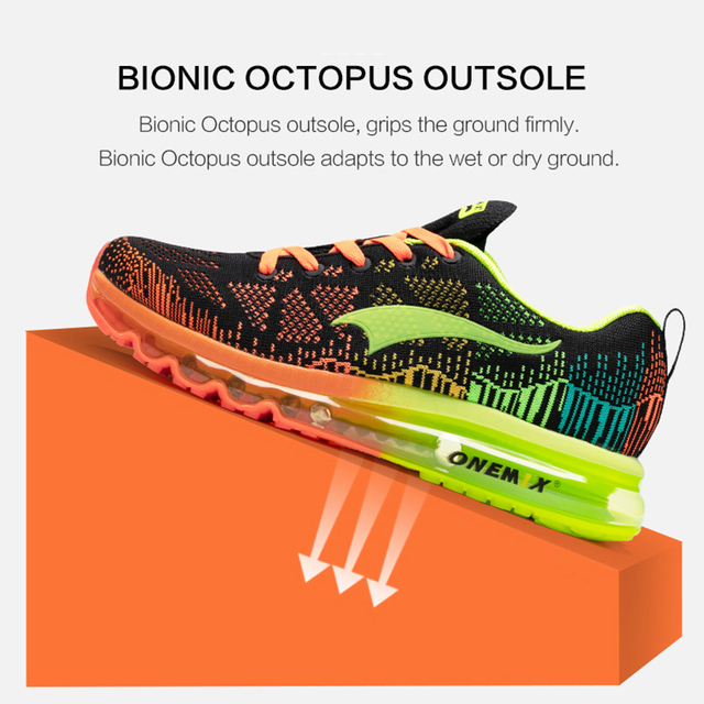 ONEMIX 2019 New Older Kids Shoes For Baby Girl Boy Sneakers Fashion Breathable Air Running Shoes Children Sports Tennis Footwear 3