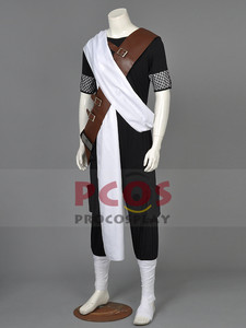 Image 5 - Procosplay handsome Gaara cosplay 왼쪽 이마 동굴 사랑 Gaara 코스프레 의상 나루토 1 부 코스프레 의상 mp000121