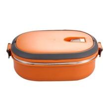 Hohe Qualität Isolierte Lunchbox Frischhaltedose Thermo Orange