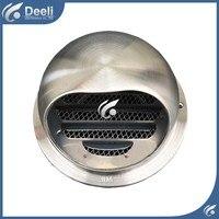 Good Working Diameter 100mm 300mm Pipe Ventilator Exhaust Fan Exhaustfan Exhaust Fan Stainless Steel Outlet