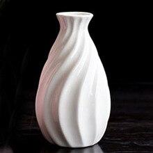 Zement formen Keramik form silikonformen blume vase form 3d vasen form silikagel formen betonformen vase formen