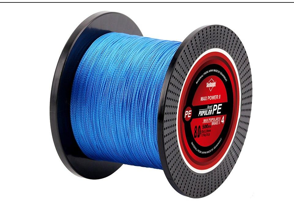 High Quality braided fishing line