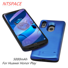 NTSPACE Extended Phone Battery Power Case 5000mAh Portable Charger For Huawei Honor Play Bank Charging Cover