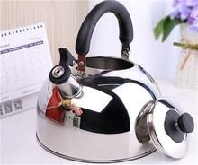 4L große Kapazität super hohe Qualität Edelstahl Wasserkocher Pfeifen Wasserkocher Kostenloser Versand