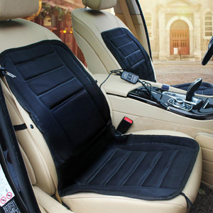 Image 4 - Car Heated Seat Cushion Cover Auto 12V Heating Heater Warmer Pad Winter auto Seat Cover