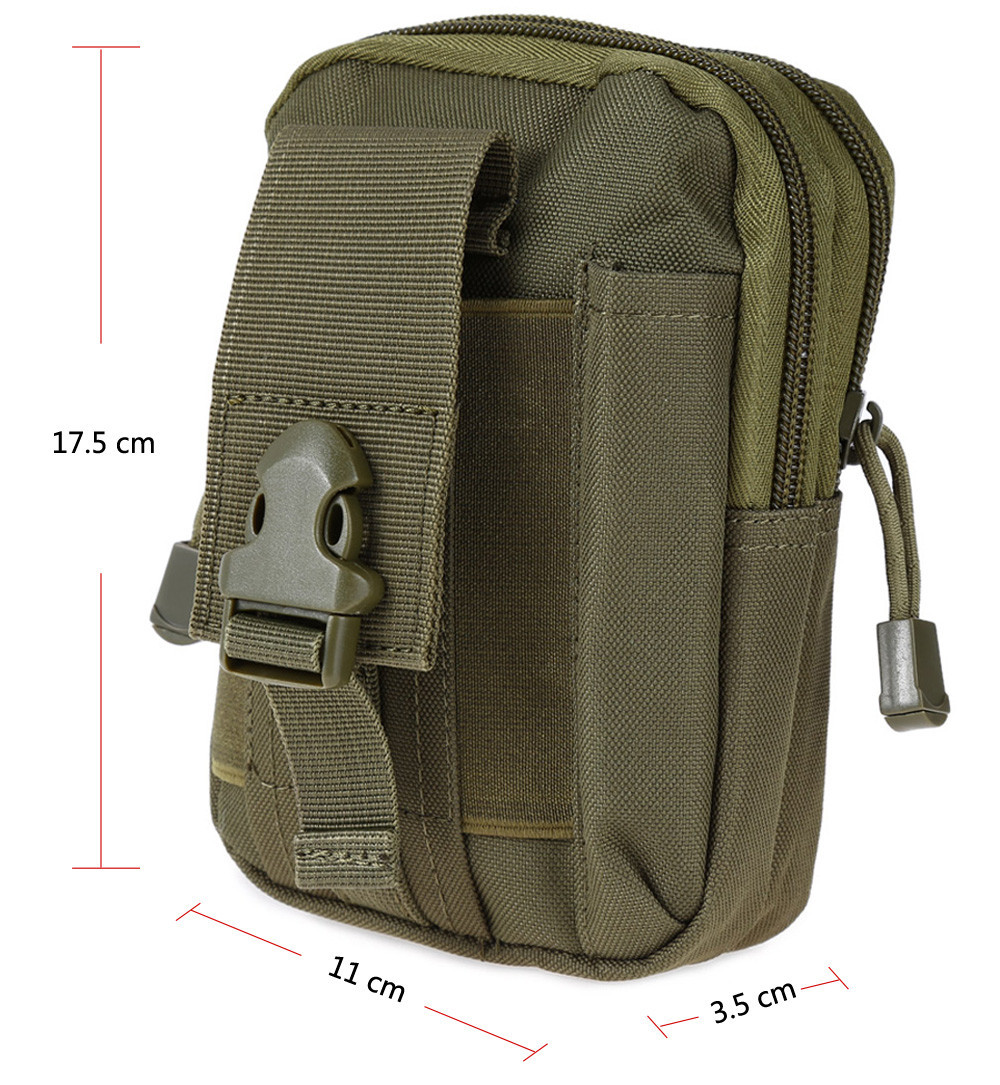 Waterproof Waist Bag / Molle Bag - Tactical Pouch
