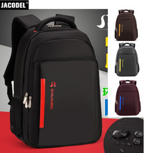 Jacodel Enterprise Shockproof Laptop computer Case 15.6 Inch Laptop computer Backpack for Males 2017 Outside Journey Backpack Faculty Luggage for College students