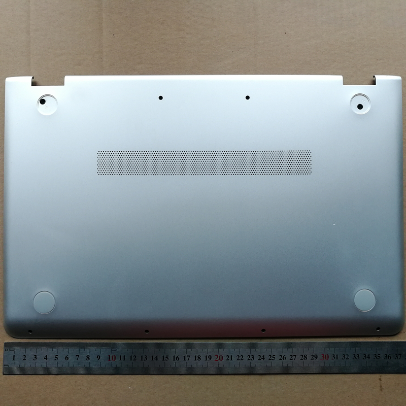New laptop bottom case base cover for HP ENVY X360 M6-AQ M6-aq005dx 15-AQ 15-aq015nr 15-aq018ca Series  856800-001 sliver new for dell alienware 13 m13x bottom base cover case 0cr1w9 ap1fu000310