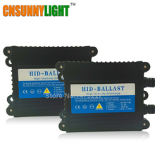 CNSUNNYLIGHT High Quality 12V 35W AC Slim HID Xenon Replacement Electronic Digital Ballasts Blocks For Car Light