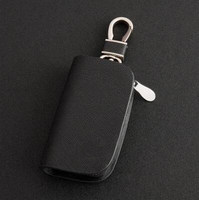 Lion Bolong Black Car Key Ring Key Holder For Opel Hyundai Mazda Jaguar Mitsubishi Toyota Peugeot