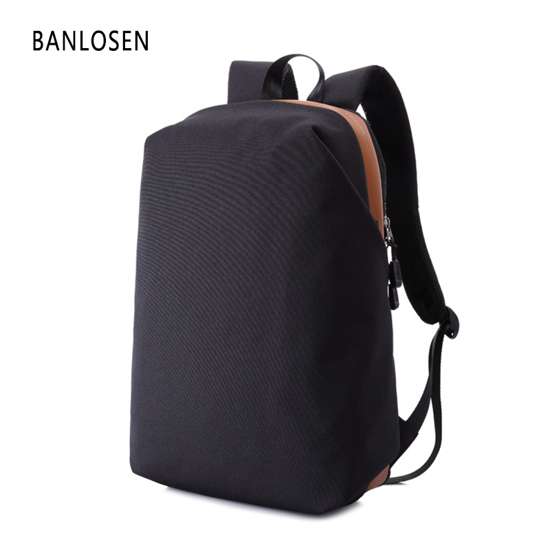 Men Laptop Backpack For 15 inch Computer Backpacks Male Gray Bags Daypack Women Travel Bag Mochila YS1572 men canvas 15 inch notebook backpack multi function travel daypack computer laptop bag male vintage school bags retro knapsack