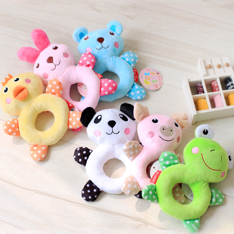 2017 Adorable Zoo Toy Dog Tactic Circle Pet Products Factory Direct Sales