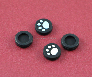 Image 5 - OCGAME Protective Silicone 3D Joystick Buttons For PSV 1000 2000 Grip Analog Cap Cover For PS Vita PSV1000/2000 PSVITA 100pcs
