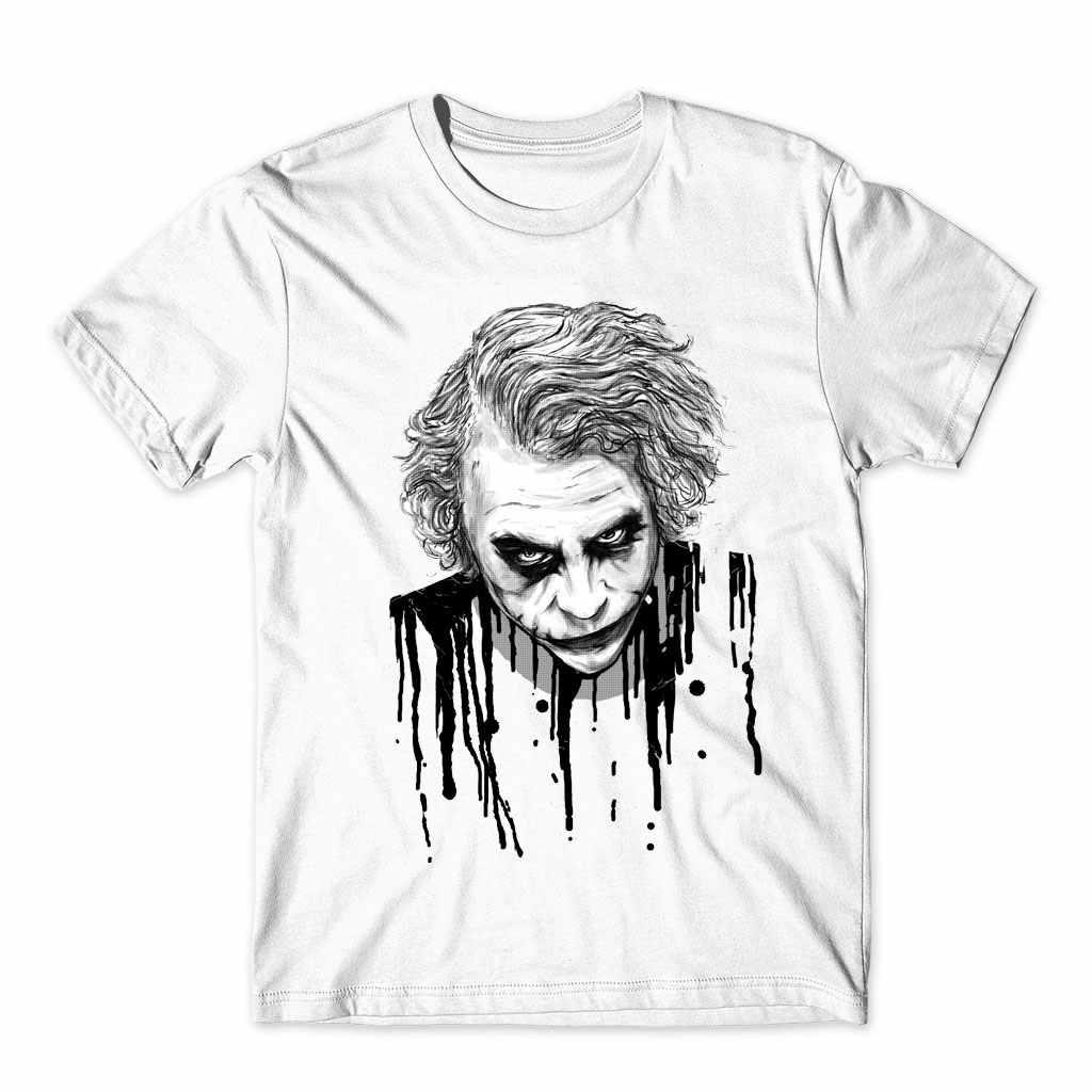 6fac5e626 BATMAN JOKER T Shirt Harley Quinn T-shirt Joker Cool Novelty Funny Hip Hop  Pop