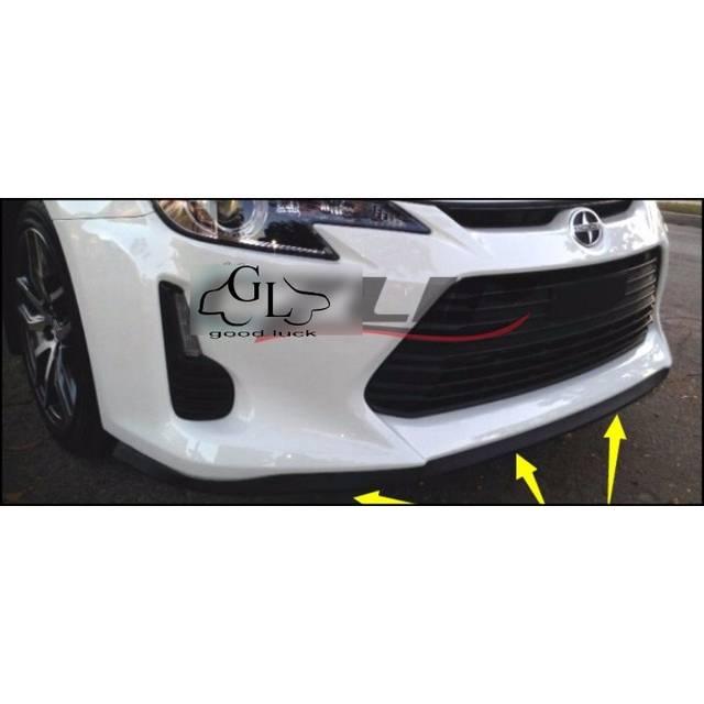 Placeholder For TOYOTA Avanza Daihatsu Xenia Bumper Lip Front Spoiler Scratch Proof Adhesive TOPGEAR