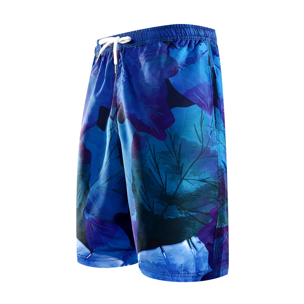 2019 New Thin Quick-drying Mens <font><b>Board</b></font> <font><b>Shorts</b></font> Owl Cool Picture Case Brave Person Lasperal <font><b>Phantom</b></font> Beach Pants image