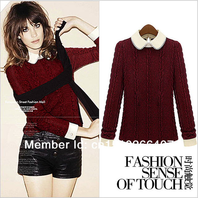 Figure-Flattering Dresses Sweater