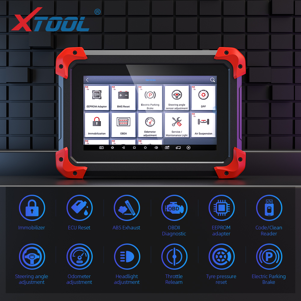 Image 2 - X100 PAD Professional Key Programmer OBD2 Diagnostic Scanner Automotive Code Reader Multi Language with EEPORM Update online-in Auto Key Programmers from Automobiles & Motorcycles on