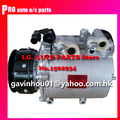 MSC130CV a/c compressor For Car Mitsubishi Delica L400 AKC200A601A AKC201A601 MB946629 MR206800 1PV 12V 110MM 1992-2002