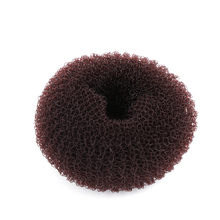 1pc Donuts Circle Hair Rope Ponytail Styling Tool