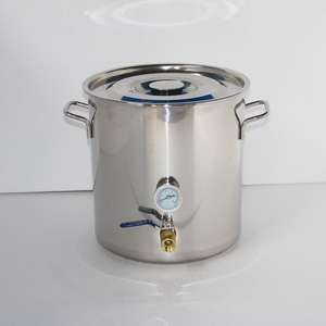 Stainless Steel Fermenter Pot Beer Moonshine Liquor Wine