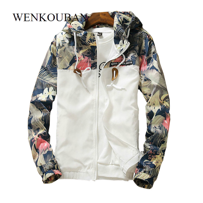 Women   Jacket   Autumn Hooded Windbreaker Ladies Causal Zipper Hooded   Basic     Jacket   Female Loose Coat Plus Size Jaqueta Feminina