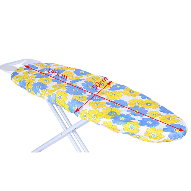 Fabric Ironing Board Cover Protective Press Iron Folding For Ironing Cloth Guard Protect Delicate Garment Easy Fitted 140*50cm