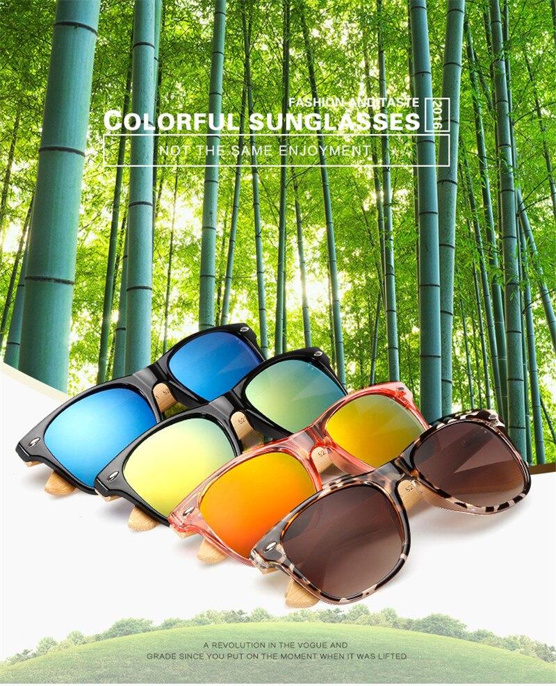 17c2a75d8d Wholesale Custom Logo Bamboo Arms Sunglasses Men Wooden Sunglasses Women  Original Wood Sun Glasses Customerized 50 pcs set-in Sunglasses from  Apparel ...