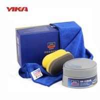 Yika 자동차 스타일링 우바 실리콘 aint 코트 자동차 커버 자동차 왁스 폴란드어 자동 페인트 점토 romver 왁스 슈퍼 방수 왁스