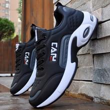 الخريف الرجال أحذية رياضية تنفس أحذية عمل أحذية رياضية غير رسمية في الهواء الطلق أحذية مشي وسادة هوائية الذكور أحذية Zapatos Hombre ساباتوس
