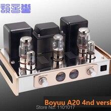 Boyuu A20 KT88 ламповый усилитель HIFI EXQUIS Reisong одиночный 6550 лампа Integred Amp последняя версия BYA204