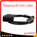 Car Digiprog3 Main Testing Cable Digiprog III OBDII 16pin Cable Digiprog 3 connect cable odometer correction tool test car cable