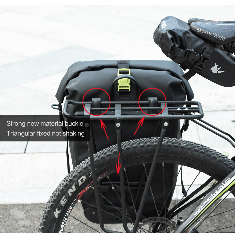 Waterproof cycling bike pannier bag (23)