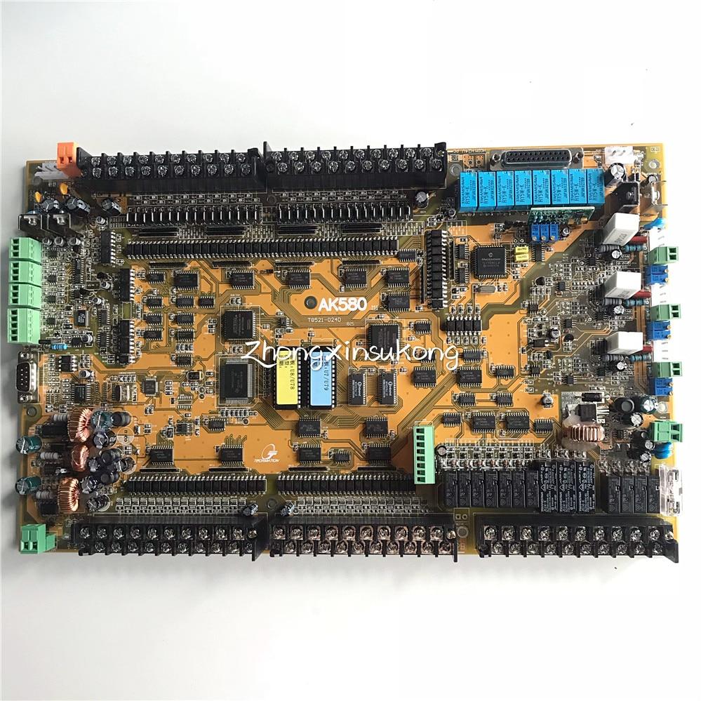Cpu-Board Injection-Molding-Machine Haitian Techmation AK580 For Plc Ak580-I/O-Board