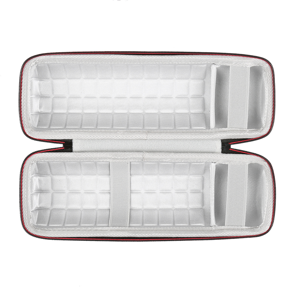 LuckyNV Wave Point EVA Storage Travel Dustproof Portable Speakers Bag Box for JBL Flip 4 Speaker Case