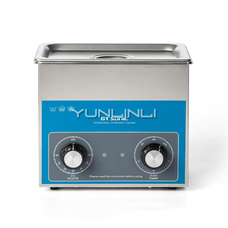 Ultrasonic Cleaning Machine Stainless Steel Laboratory Container Glasses Cleaning Machine Ultrasound VGT-1730QT