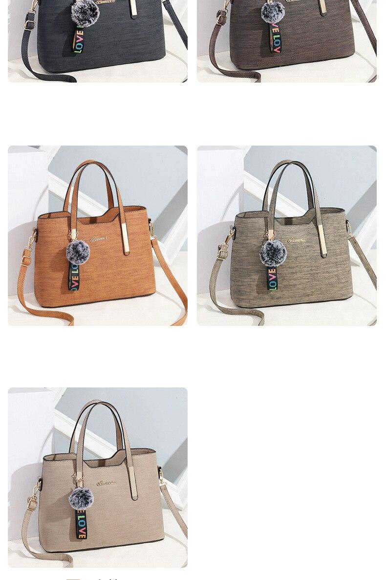 designers bolsas de couro grande capacidade bolsas