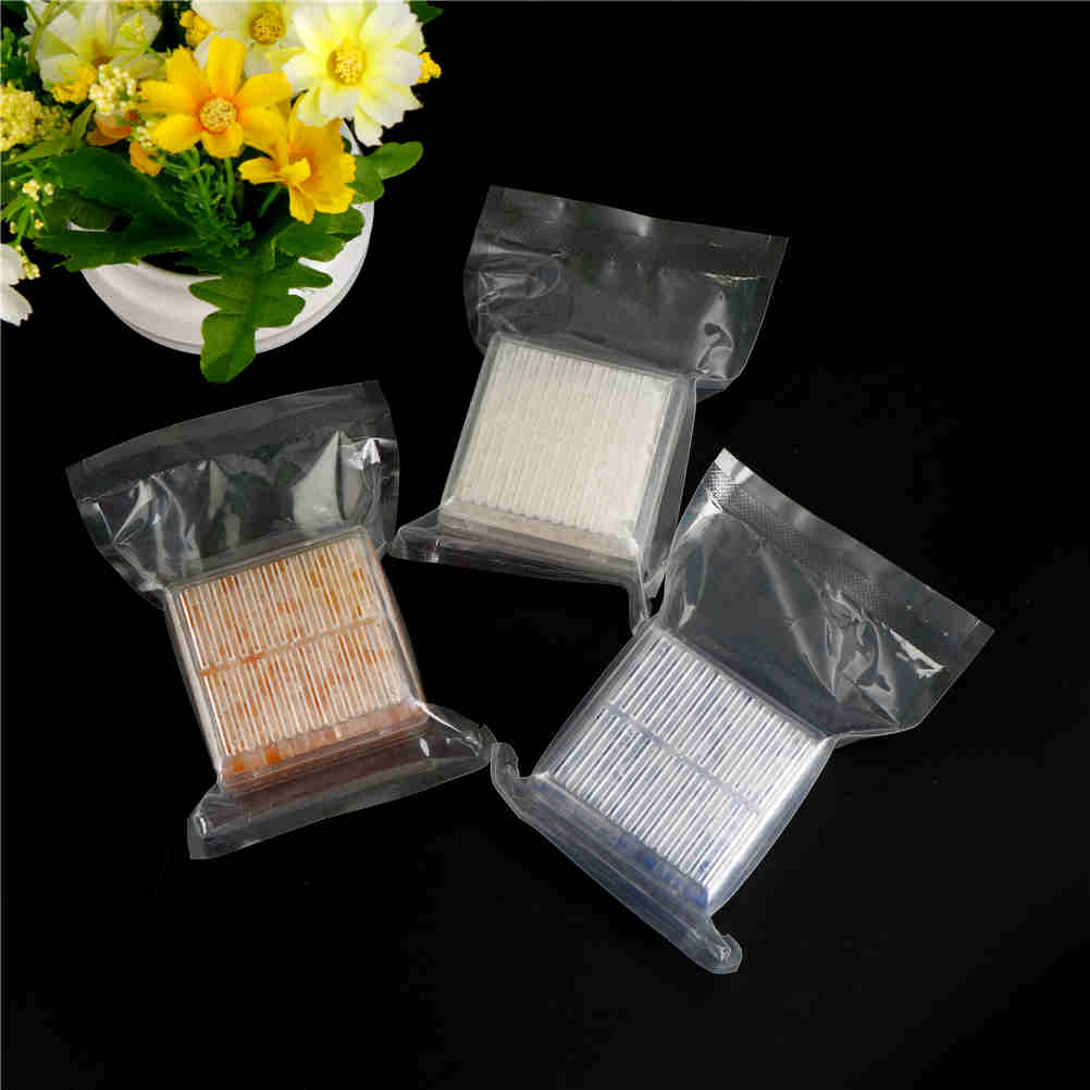 1box Color Changing Indicating Reusable Silica Gel Bag Desiccant Humidity Moisture Absorber Absorbent Box Desiccant Bag