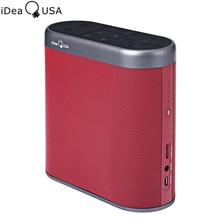 IDeaUSA W205 2.4 GHz WiFi Bluetooth Haut-Parleur HiFi Stéréo Son 4400 mAh batterie Sans Fil Airplay Haut-Parleur contrôlée par iDeaHome App