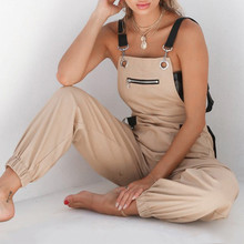 FREE OSTRICH Women Casual Loose Overalls Bottoms Pants Tights Casual Trousers Jumpsuit Fashion Jumpsuits For Women 2019 New