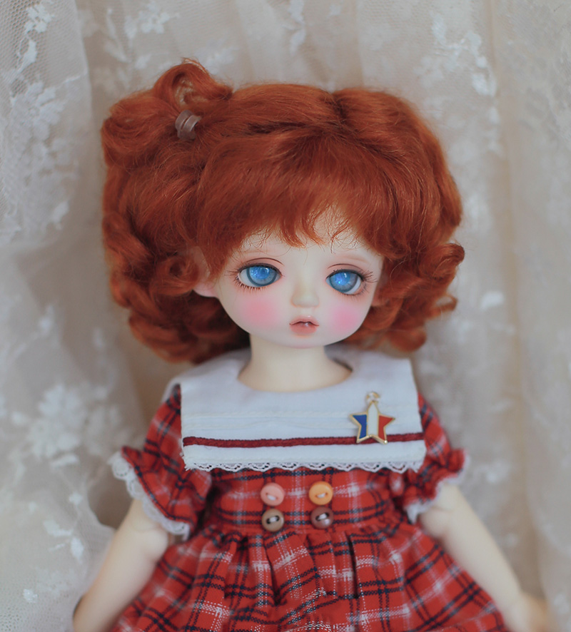 Top Quality 1/6 BJD Doll Cute Chica Heidi BJD/SD Doll With Glass Eyes For Baby Girl Children Birthday Chrismas Gift кукла bjd dc doll chateau 6 bjd sd doll zora soom volks