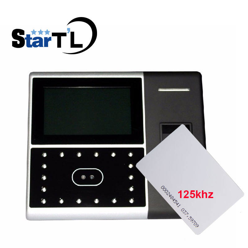ZK Iface302 Fingerprint Time Attendance With Access Control TCP/IP Biometric Face Fingerprint 125khz Rfid Card Time Attendance zk iface302 fingerprint time attendance with access control tcp ip biometric face fingerprint 125khz rfid card time attendance
