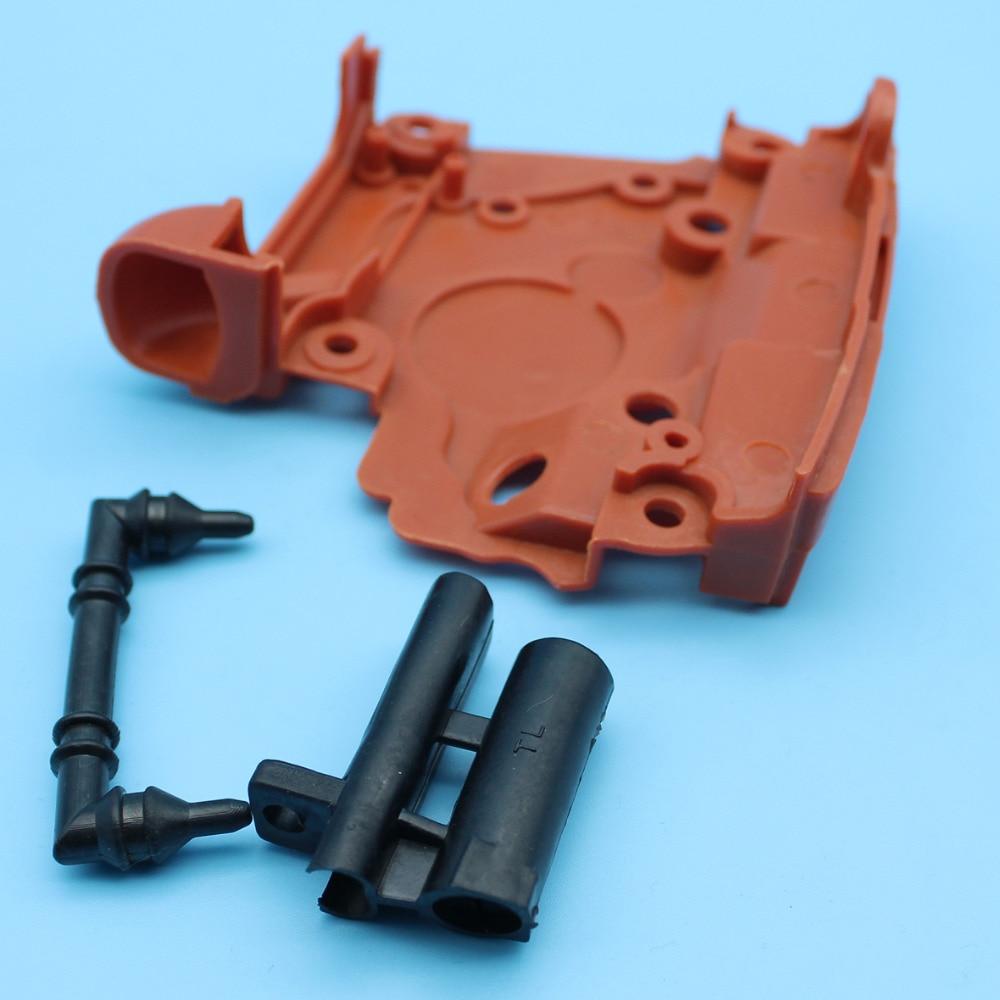 Cache de la lampe AEG 405517875//2 145x55mm pour Brume Hotte