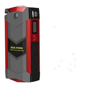 Новый 6л бензиновый 4л дизельный стартер для автомобиля 1000А пиковый 80000 мАч автомобильный аккумулятор Power Bank 12В Авто Портативный 4USB ЖК-диспле...