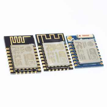 10PCS newversion ESP-07 ESP-12E ESP-12F 10pcs/lot ESP8266 remote serial Port WIFI wireless module - DISCOUNT ITEM  17% OFF All Category