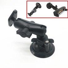 OEM Twist Lock Supporto di Aspirazione Cup con 1 inch Diamante Palla e presa lungo braccio per ram monti